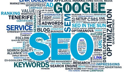 Various SEO Tactics